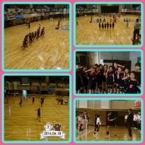 全日本小学生バレーボール奈良県大会