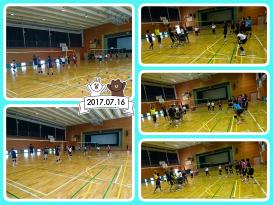奈良県少年少女バレーボール大会