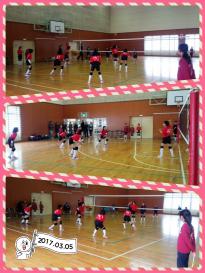 練習&練習試合
